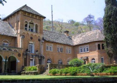 Shiwa Ngandu Manor